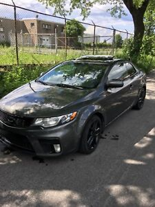 KIA FORTE SX 2.4L 2013 95KM for ONLY 12,000$