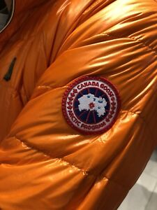 Canada Goose X OVO limited 2018 extra large in orange