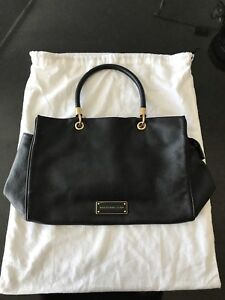Marc by Marc Jacobs Too Hot To Handle Large Leather Tote