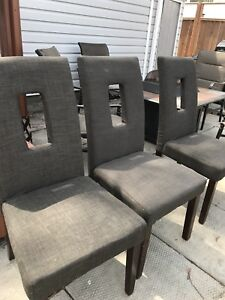 dinning room table chairs or kitchen