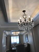 BEST CROWN MOULDING SALE INSTALLED