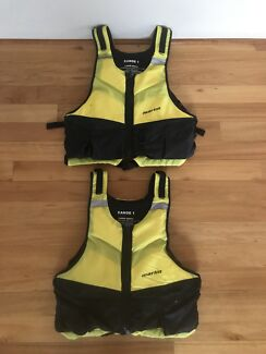 Life jackets MARLIN (ADULTS x2) Great Condition