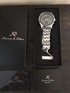 Mens automatic watch.