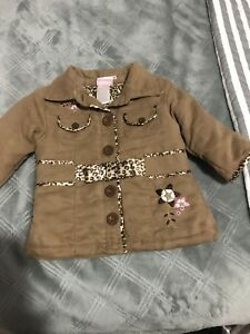 Baby Girl Light Jacket 12 months
