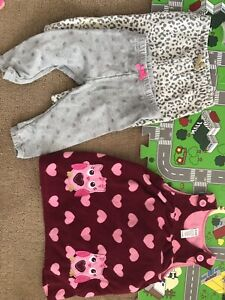 Pants and dress 18 months - girl