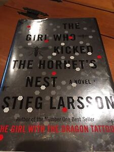 Stirg Larsson Novel