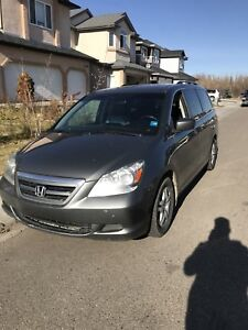 2007 Honda Odyssey EXL. Runs and drives great. A must see