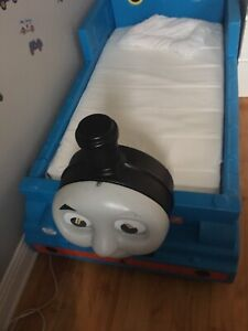 Toddler bed Thomas the train