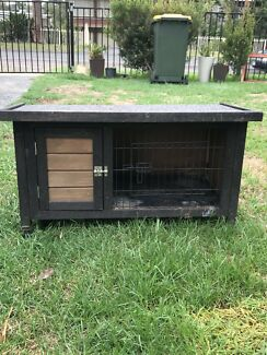 Rabbit - Guinea Pig Hutch- Cage
