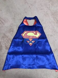Boys superhero capes and mask
