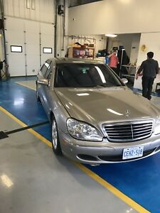 MERCEDES S500 4MATIC 2004 MUST SEE
