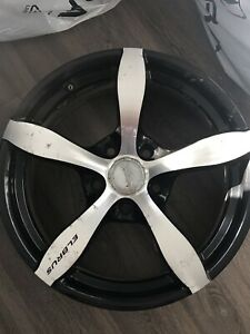 "17"" Sports rims used on BMW 330"