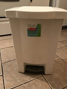 Garbage Can(Step Can)