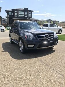 QUICK SALE!! 2012 MERCEDES GLK350 4MATIC AMG!