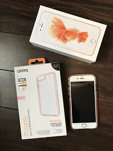 iphone 6s 128 GB rose gold