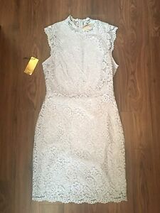 H&M size 10 lace dress- open lower back!