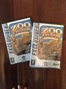 Zoo tycoon pc game