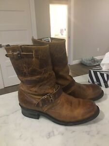 Frye boots - style engineer 8R woman's size 9