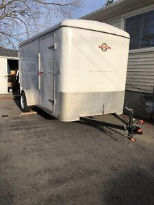12 x 6 cargo trailer
