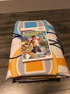 Outdoor Challenge Wii Game