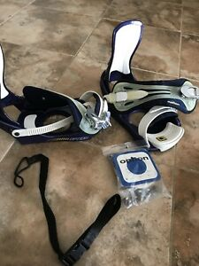 Men's OPTION snowboard bindings