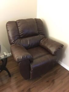 Swivel Reclining Rocking Chair $500 obo