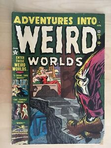 Weird Worlds #5 (April 1952)