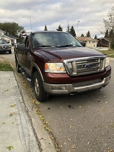 2005 f-150 king ranch 5.4 triton