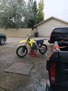 Totally rebuilt and overhauled RMZ 450F