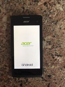 Android Acer Cellphone