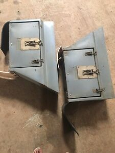 Ute boxes