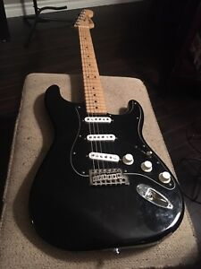 Looking to trade my MIM Stratocaster