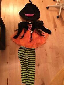 Costume d'halloween pour enfants