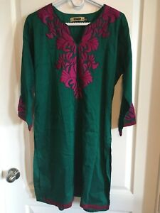 New - Woman's Tunic from India 2xl
