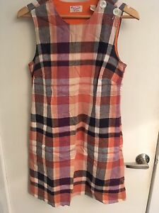 Penguin Originals Plaid Dress Size Small