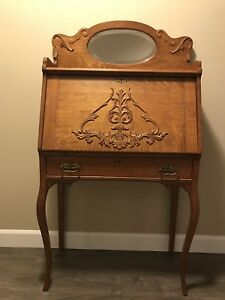 Antique secretary's/writing desk