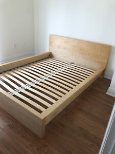 "IKEA MALM BED ""Queen"" Best Offer"