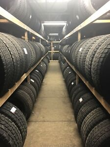 **USED/NEW WINTER/ALL SEASON TIRES**
