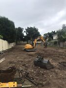 Demolition- excavation- rubbish removal - strip outs- maintenance  Croydon Burwood Area Preview