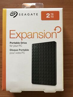 Seagate 2TB Portable Hard Drive New with seal