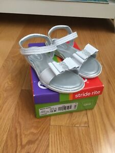 Stride rite sandals brand new in box toddler size 10