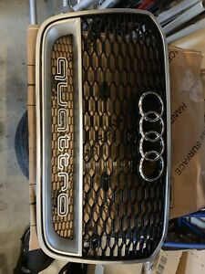 Audi RS style grille