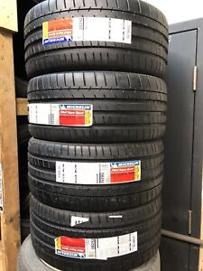 255/35r19, 245/40r19, 235/40r19 Michelin Pilot supersports / 4S