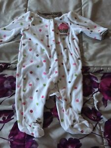 Lots of baby girl clothing