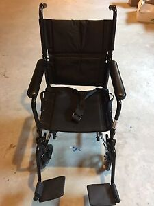 Drive medical aluminum transport chair  Kitchener / Waterloo Kitchener Area image 2