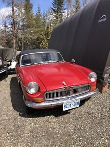 Want to buy - MGB restoration project
