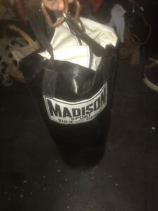 Madison punching bag Green Valley Liverpool Area Preview