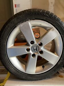 4 set arctic claw winter tries with rims 205/50R16