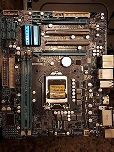 Gigabyte GA-H55M-D2H Motherboard Huntfield Heights Morphett Vale Area Preview