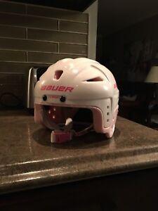 Children's Bauer Helmet